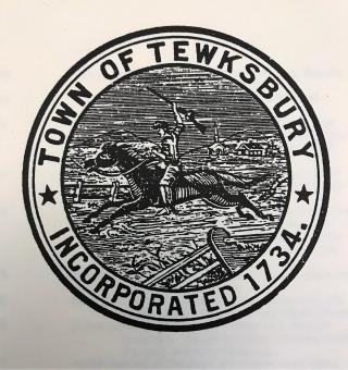 Town of Tewksbury seal